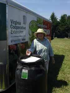 2016 July Carol David Rain Barrel Winner